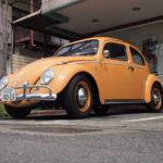愛車Beetleちゃん、冬眠終わり。