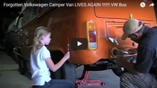 VW好きなオッちゃんの子もVW好き