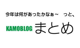 2017カモシダブログまとめ