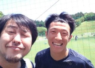齋藤恵太選手は2ゴール!