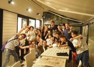 THE YJC BBQ開幕~!