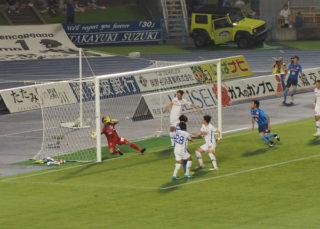 水戸VS甲府 ゲーム観戦レポート・・・っと言うほどサッカーの事知らないので ただ、写真を貼っつけただけのブログです。