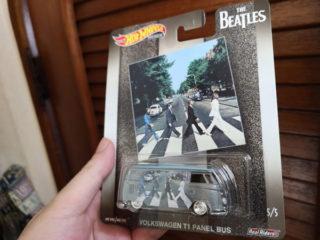 ホットウィール ポップカルチャー The Beatles セブンイレブン限定GET!