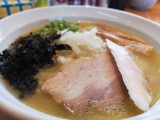 麺屋 咲さんの鶏そば塩!