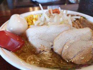 水戸中華そば むじゃき食堂は懐かしいお味。