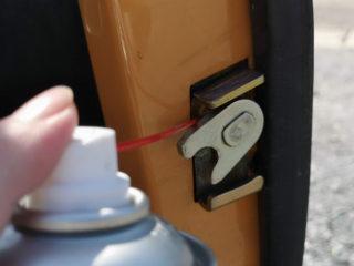 ビートルちゃんのドアが自動ドアになる!